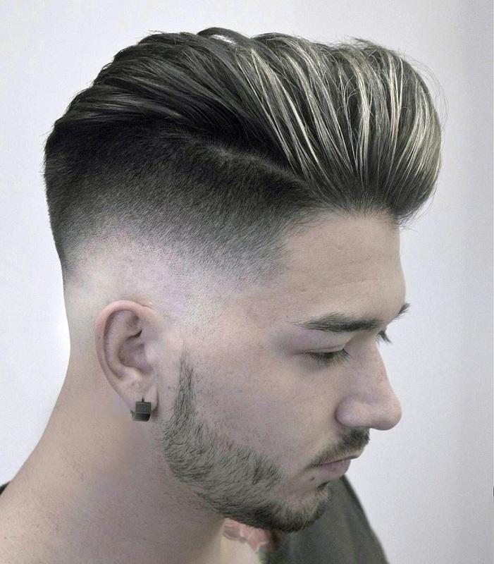 Galerie Männer Otto Binder Hairstyling